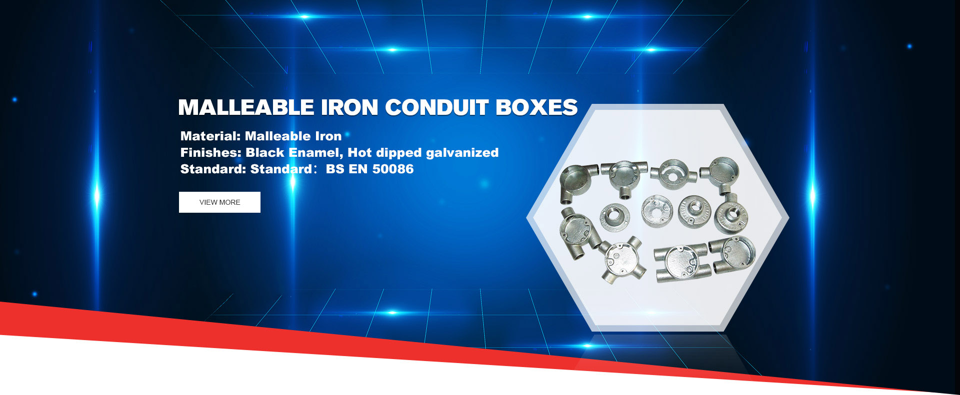 Malleable Iron Casting Products