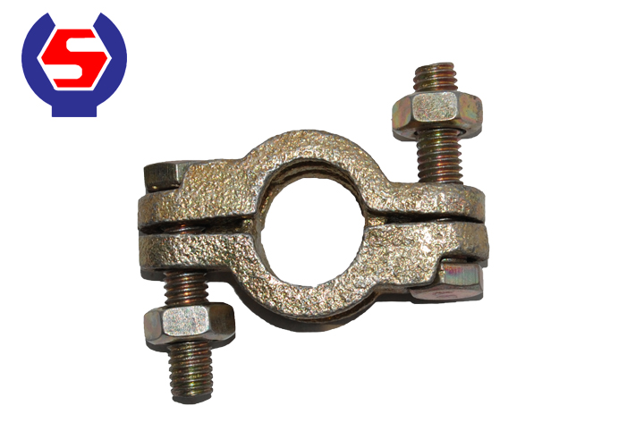 Double Bolt Hose Clamps Four Bolt Clamps