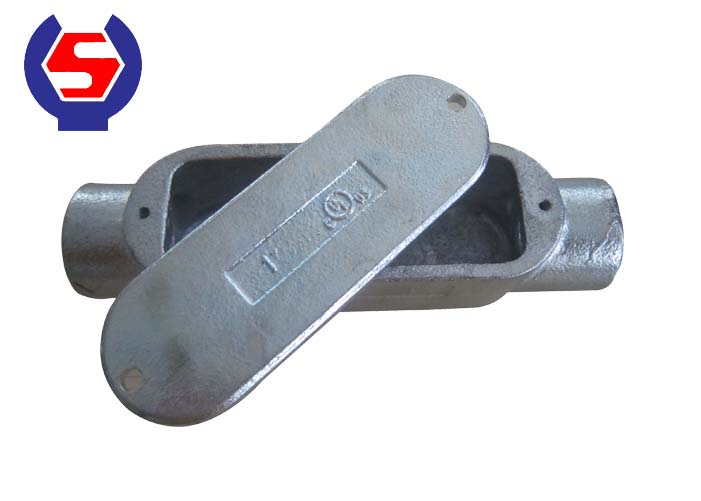 Electrical Conduit Body C Type
