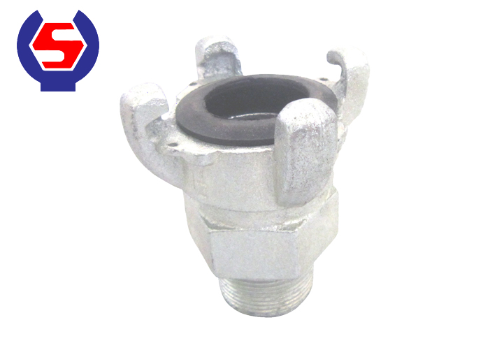 Air Hose Coupling (claw coupling) Chicago Coupling 4-1